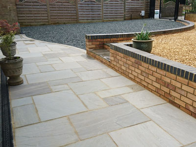 Hard Landscaping Northampton Upton Duston