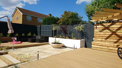 Garden Decking Installers Northampton Upton Duston
